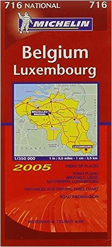Belgium and Luxembourg 2005