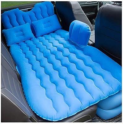 CHUDAN Colchón de Aire para Auto SUV Ajustable Campamento ...