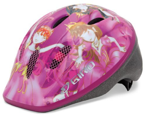 Giro Rodeo Bike Helmet (Pink Princess, Universal) ()