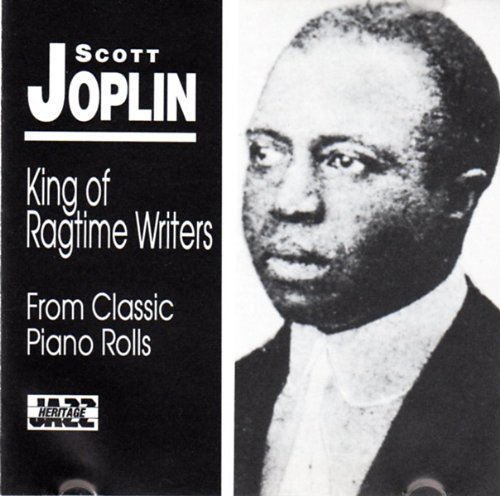 Scott Joplin King of Ragtime Writers: From Classic Piano Rolls [CD] ()