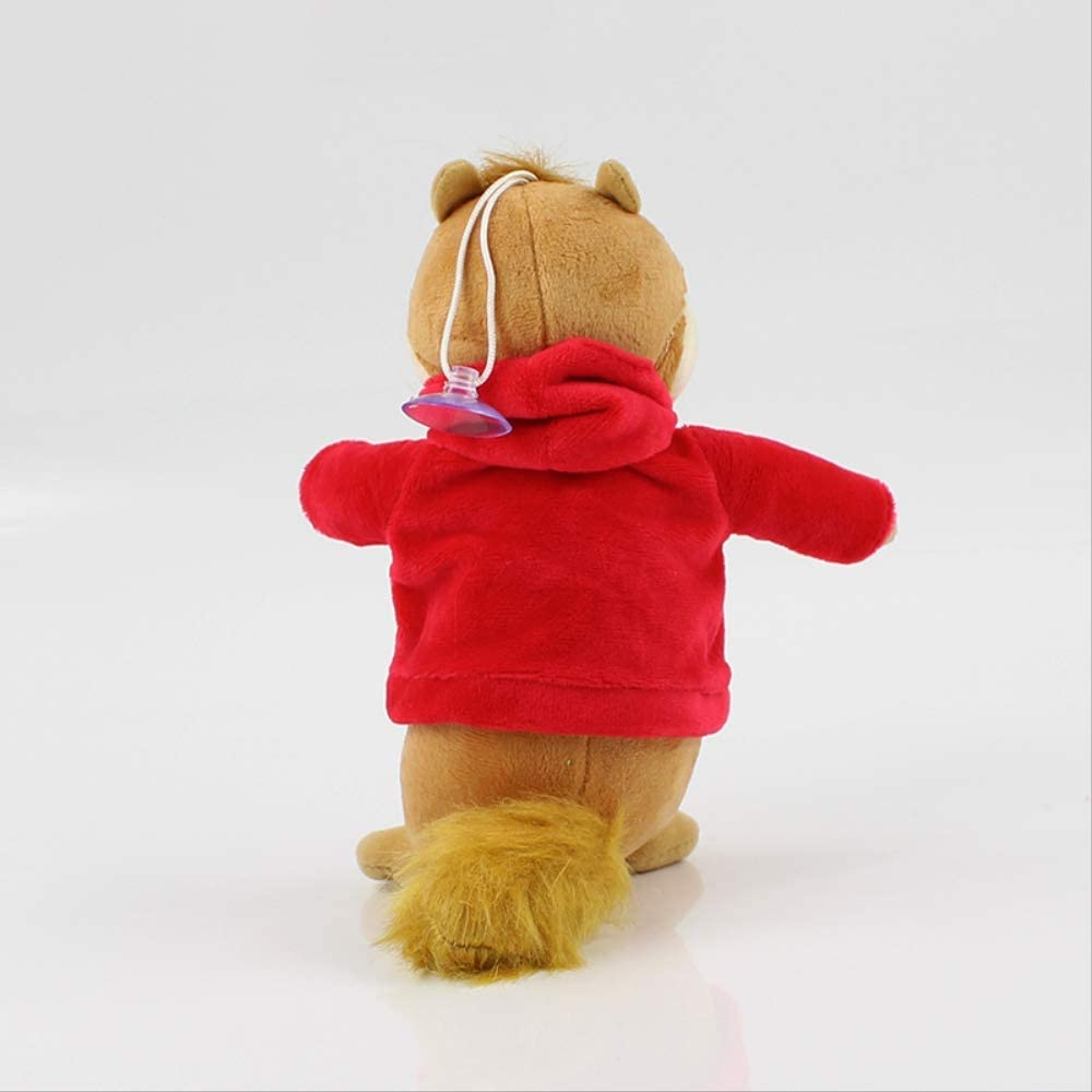 3 3pcs Peluche Mouse Peluche Ripiene Film 20cm N\A 3 Pz//Lotto 20 Cm Alvin And The Chipmunks Simon Theodore Pedant Peluche Cartoon Doll Toy