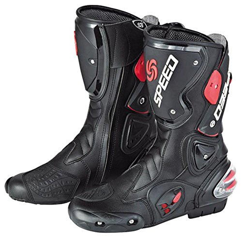 Speed Motorcycle Boots - 1