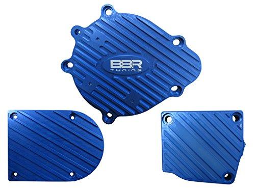 BBR Tuning Billet Aluminium Engine Case Cover Set