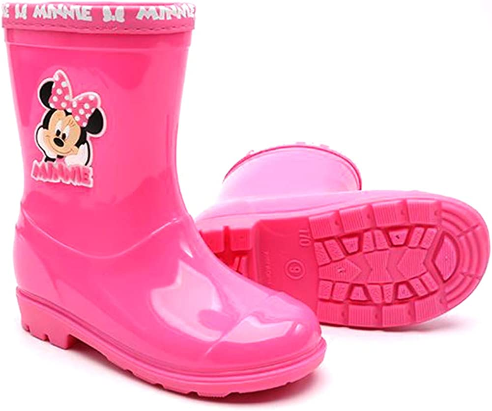 Parallel Import//Generic Product Toddler//Youth Joah Store Girls Boys Cartoon Characters Rain Boots Shoes