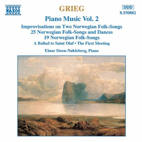 - Grieg: Norwegian Folk Songs and Dances, Op. 17 and Op. 66