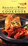 Around the World Cookbook, American Heart Association Staff, 0812933079