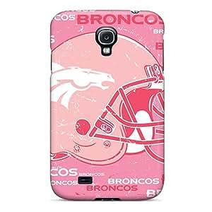 Samsung Galaxy S4 QML9797WhfW Custom High Resolution Denver Broncos Series Scratch Protection Hard Phone Cover -DannyLCHEUNG