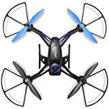 JJRC X1 RC Drone With D1806-2280KV Brushless Motor RC Helicopter 2.4G 4CH 6-Axis RC Quadcopter RTF (No Camera) - Blue