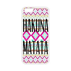 Custom High Quality WUCHAOGUI Phone case Hakuna Matata - The Lion King Protective Case For Apple Iphone 6,4.7