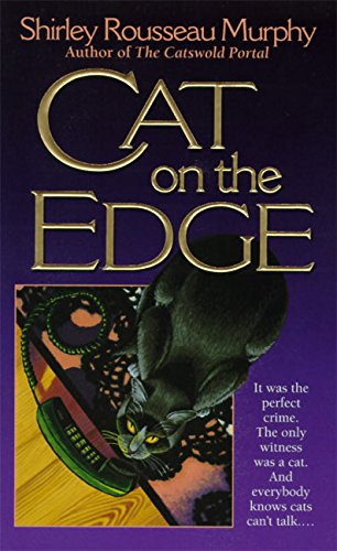 Cat on the Edge: A Joe Grey Mystery (Joe Grey Mystery Series)