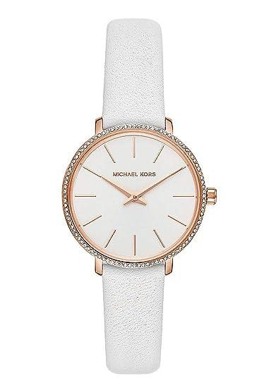 02451c7bfc9f Michael Kors Pyper MK2802 Reloj de Pulsera para Mujeres  Amazon.es  Relojes