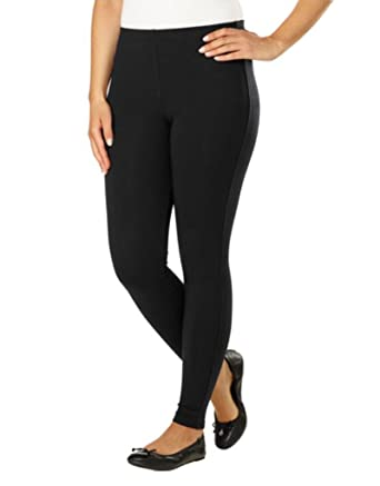 4adae023490 Kirkland Signature Ladies' French Terry Leggings at Amazon Women's ...