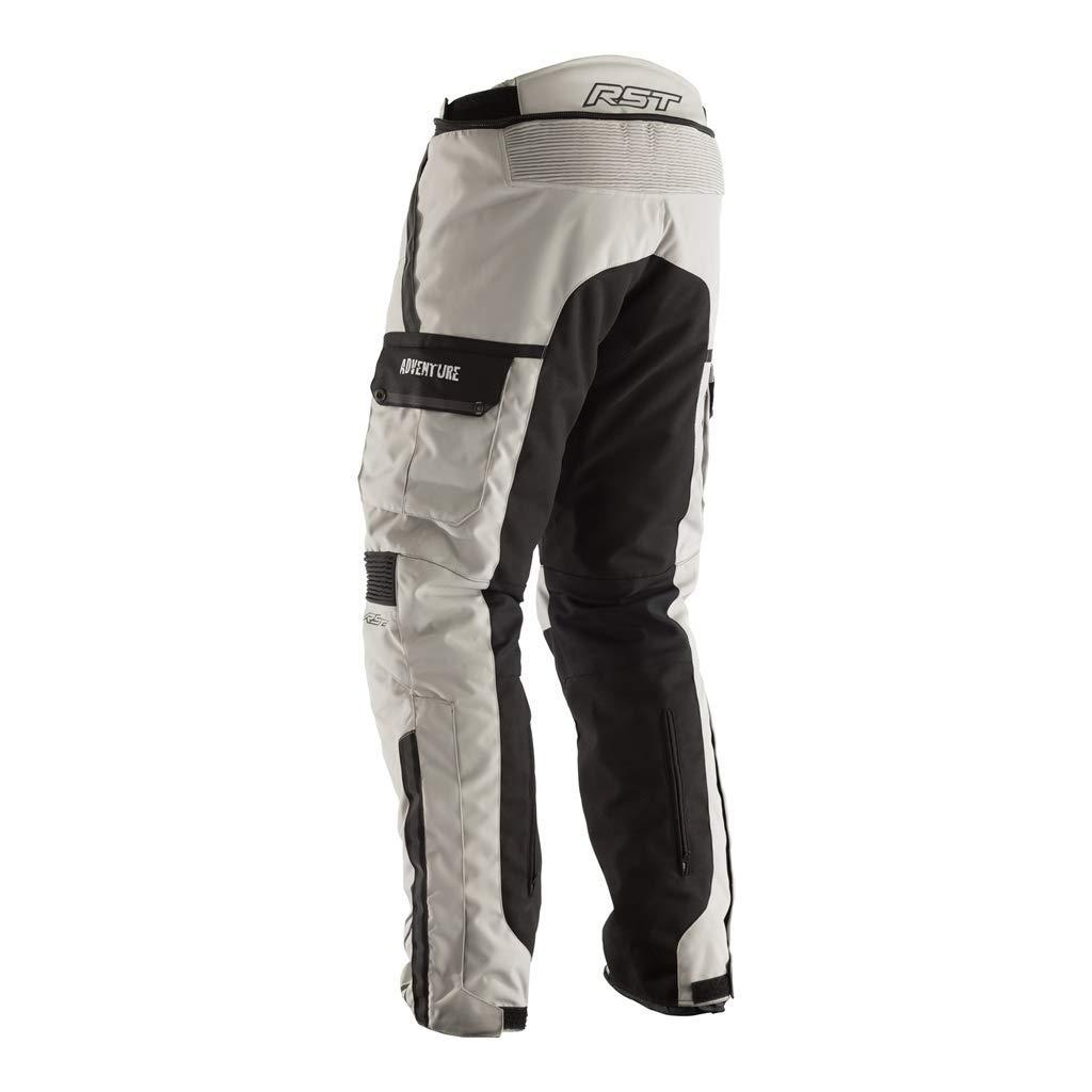 RST Textile Jean Pro Series Adventure III CE Silver//Black 30