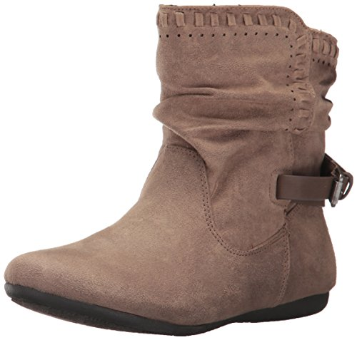 (Report Women's Elaina Ankle Bootie, Taupe, 6.5 M US)