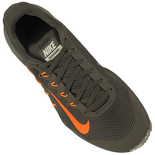 Uomo Grey Ginnastica orange Scarpe Retaliation Tr Basse Nike Multicolore Pulse Da 001 gunsmoke thunder 2 0w4pvqg