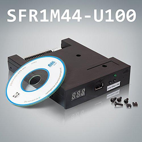 Floppy Drive Emulator SFR1M44 U100 Black product image