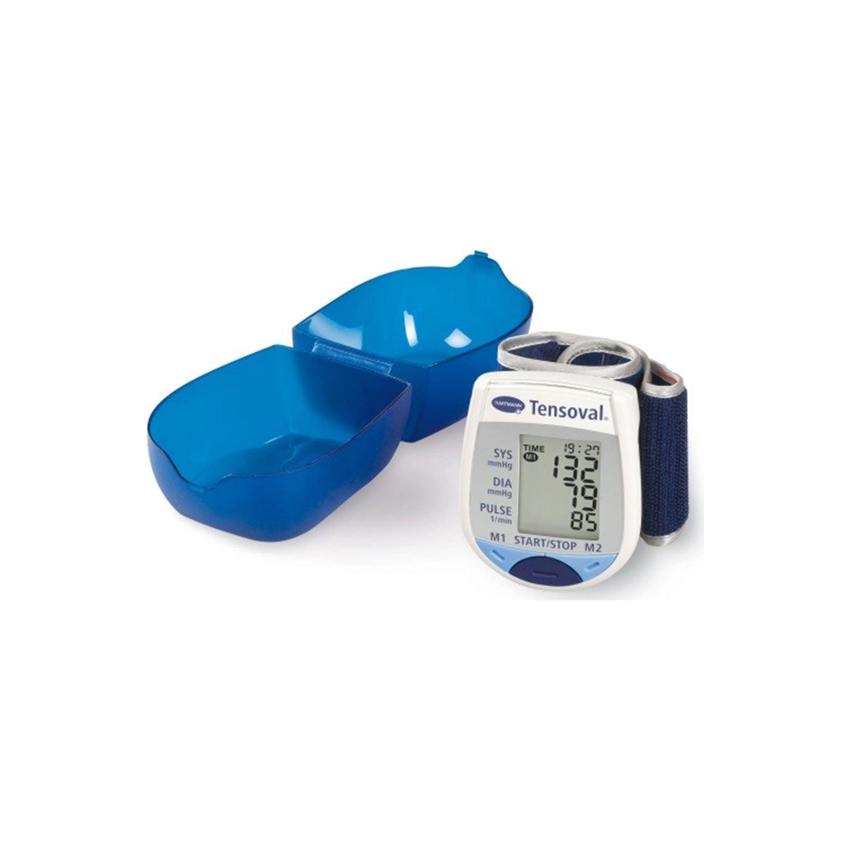 Tensiómetro de muñeca Tensoval Mobil Comfort Air - La unidad - 9001010: Amazon.es: Salud y cuidado personal