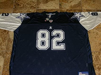 ac465fde27e Image Unavailable. Image not available for. Color: 5XL Reebok JASON WITTEN  Dallas Cowboys Mens Jersey # 82