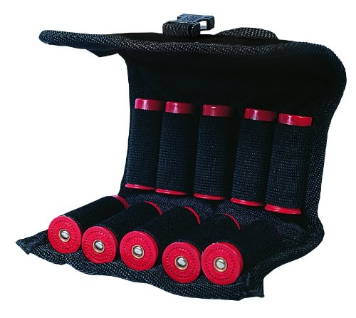 Allen Co 17241 Shotgun Belt Ammo Carrier Pouch, Black