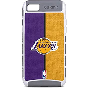 Amazon.com  Los Angeles Lakers iPhone 8 Case - Los Angeles Lakers ... 69d9b8c3d