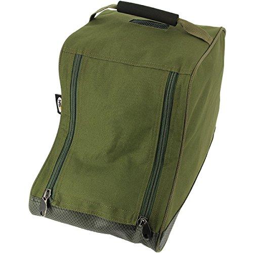 Deluxe wasserabweisend kurz Dirty Boot Schuh Bag Angeltasche für Wandern Camping Angeln