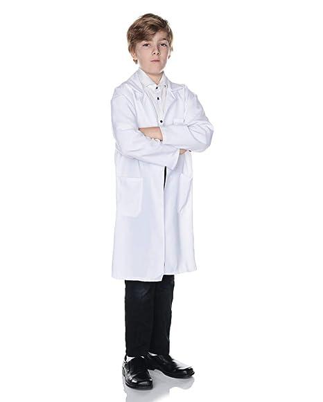 Horror-Shop Bata de Laboratorio para niños S