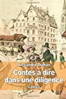 Contes à dire dans une diligence par Dumas
