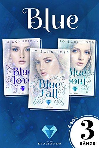 Blue: Alle Bände der gefühlvollen Fantasy-Trilogie in einer E-Box! (Die Blue-Reihe ) (German Edition)