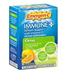 2 pack of Immune+ Travel Box 10 qty by Emergen-C