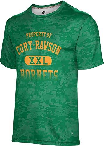 ProSphere Men's Cory-Rawson High School Digital Shirt (Apparel) EEF41 -
