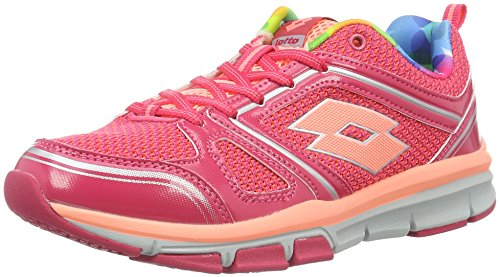 Running Femme VIII Rose de Andromeda Lotto Ger W AMF Chaussures Neo Ros 0FY5Aqx