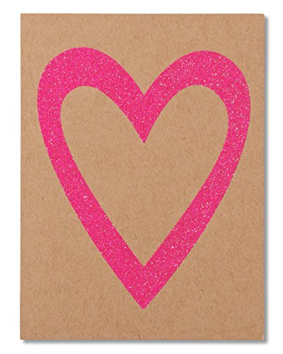 American Greetings Happy-Ever-After Wedding Card with Glitter