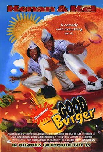 Amazon.com: Good Burger POSTER Movie (27 x 40 Inches - 69cm x ...