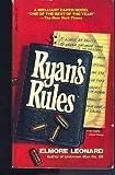 Ryan's Rule, Elmore Leonard, 0440183936