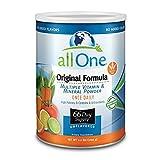 allOne Multiple Vitamin and Mineral Powder, Original Formula, 66-Serving Can