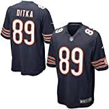 Mike Ditka Chicago Bears Retired Player Nike Game Jersey - Men's XL (X-Large)