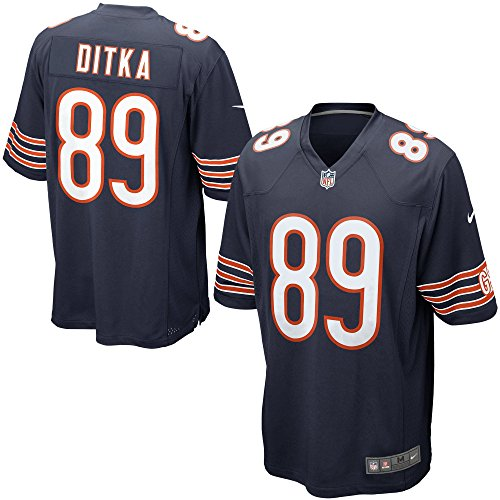 Mike Ditka Chicago Bears Retired Player Nike Game Jersey - Men's XL (X-Large) by NIKE