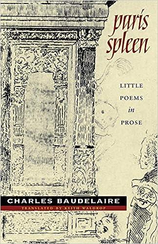 Como Descargar De Elitetorrent Paris Spleen: Little Poems In Prose Epub