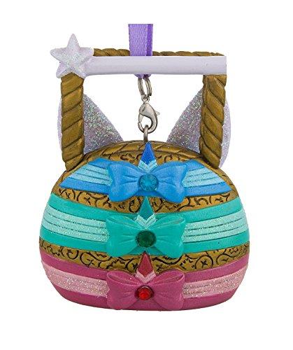 Disney Parks Three Good Fairies from Sleeping Beauty Handbag Purse Christmas Holiday Ornament - Fairies Fairy Handbag