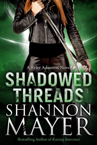 Shadowed Threads (A Rylee Adamson Novel, Book 4)