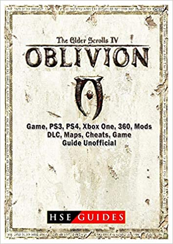The Elder Scrolls IV Oblivion Game, Ps3, Ps4, Xbox One, 360