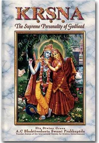 Krsna, the Supreme Personality of Godhead: A Summary Study of Srila Vyasadeva's Bhagavat Purana, 10th Canto, complete in one volume.