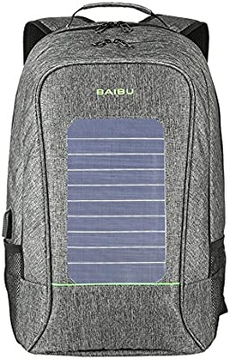 Amazon.com: Mochila para portátil de viaje funciona con ...