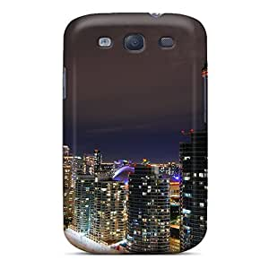 Excellent Design Toronto Nightlights Case Cover For Galaxy S3