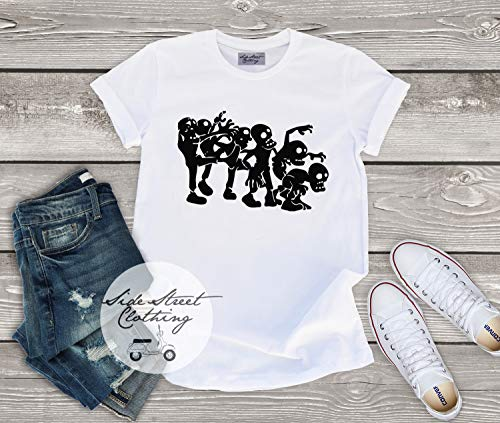Zombie Gang T shirt - baby, toddler, youth, women, men, goth, gothic, me, halloween, punk, Zombie -