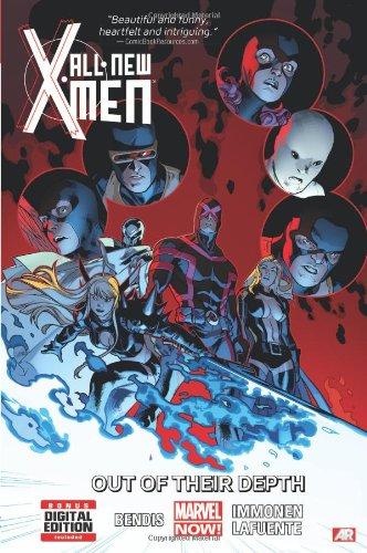 All New X Men Their Depth Marvel