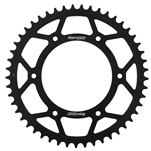 REAR STEEL SPROCKET 41T BLACK