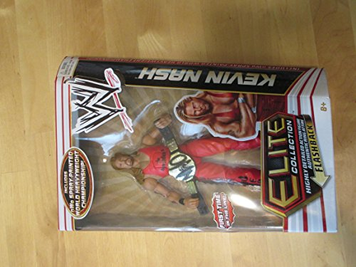 Kevin Nash Costume (WWE Elite Series 16 Kevin Nash variant w/ spray painted nWo championship belt)