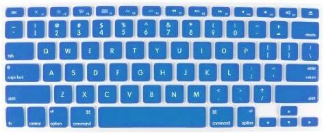 Cuaderno azul de Cine de la piel del teclado para Apple ...