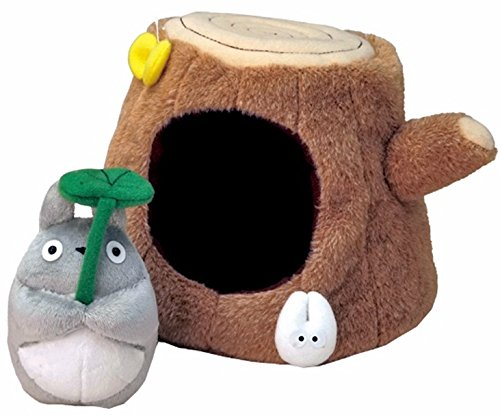 [Ghibli My Neighbor Totoro Totoro's Ouchi stump M From Japan New] (Home Made Video Game Costumes)